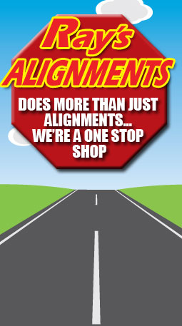 More than just tires, we're your one-stop shop!